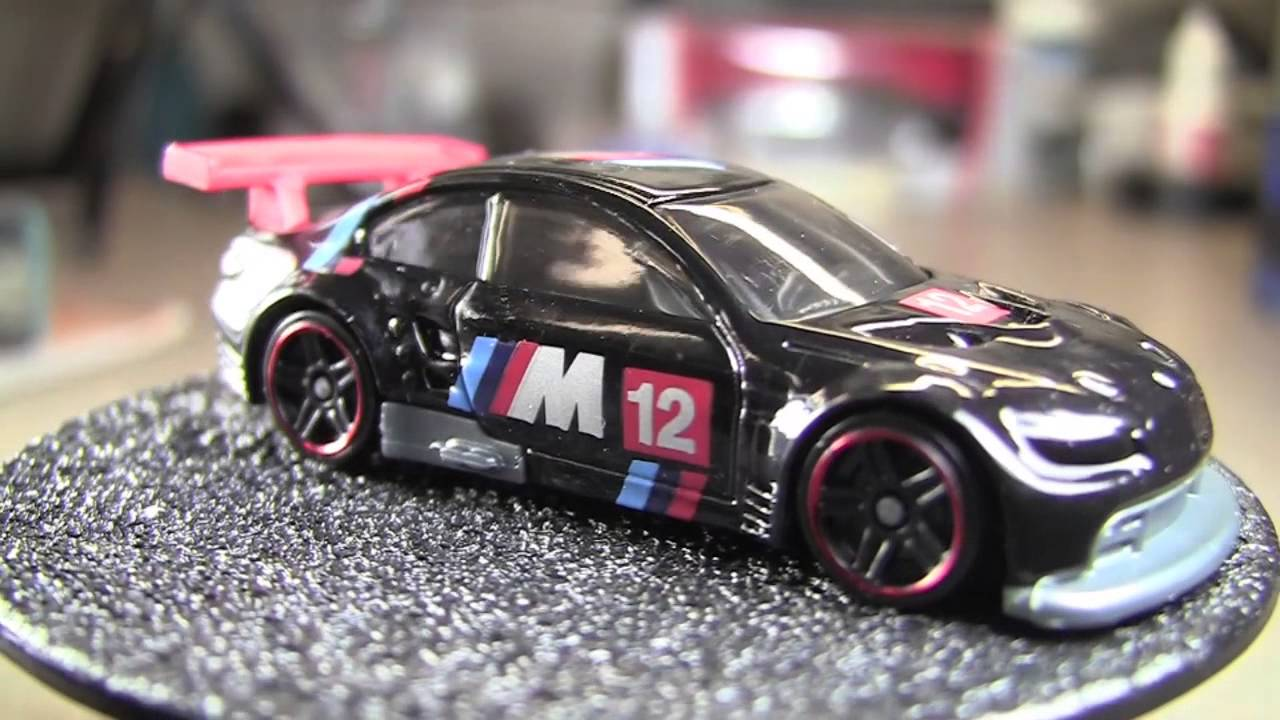 Hot Wheels Pair Of Bmw M3 Gt2 S From 2012 Youtube