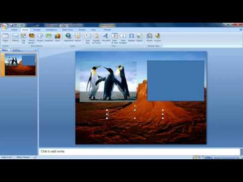 Cara Membuat Gambar Transparant Pada Powerpoint 2007
