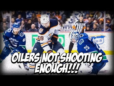 There's A Big Problem With Oilers Shots For Per Game | Edmonton Oilers Discussion