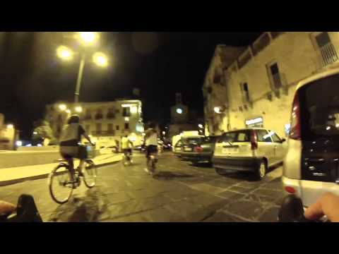 Bicycle Taranto city tour