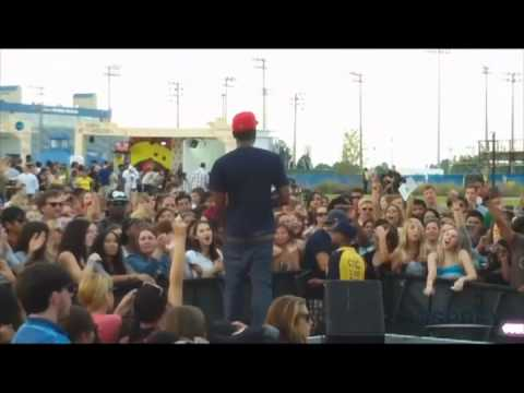Osprey Productions MTV Campus Invasion Tour @ The University of North Florida 2011