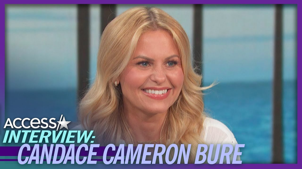 Candace Cameron Bure Moved Into Her First House Alone At 18