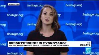 "Breakthrough in Pyongyang is ""part of the Kim regime"
