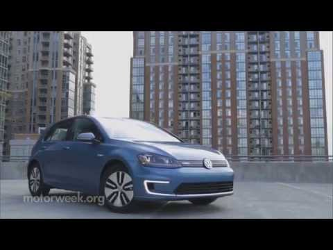 MotorWeek   Quick Spin: 2015 Volkswagen e-Golf