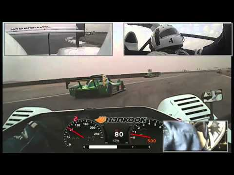 Onboard Radical SR3 Saeed AlMouri Reem Circuit Saudi Arabia Great Racing Action HANKOOK