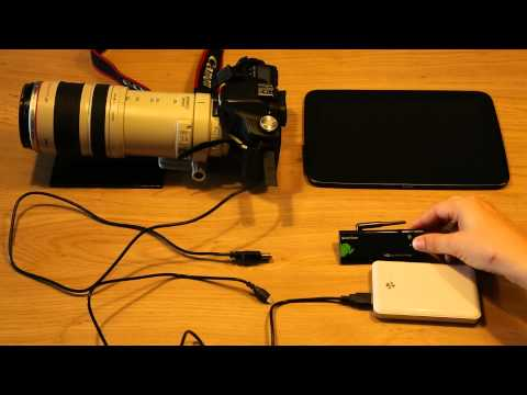 DSLR Controller :: Guide: Creating a wireless remote from an