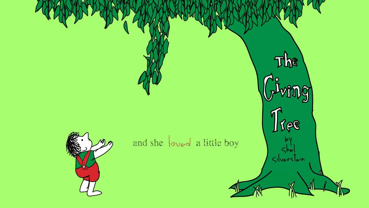 The Giving Tree Quotes: The Giving Tree By Shel Silverstein