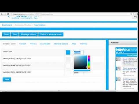 App Windows Create Free Chatroom
