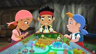 Джейк и пираты Нетландии - Привет, мальчик-русалка! / Пиратский пинбол! - Серия 23, Сезон 3