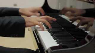James Bond Concert Etude for solo piano - Barry/Fleming, arr. Vass