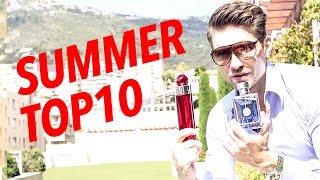 Top 10 Best Summer Fragrances 2016