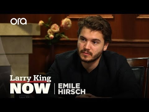 Emile Hirsch on Conquering Hollywood, Upcoming Projects & What Keeps Him Up at Night