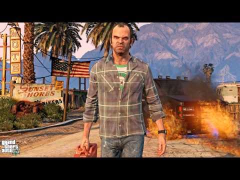 Grand Theft Auto V OST - Rampage 2/Derailed