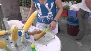 КИПР: Кукуруза за 1 евро в городе Пафос... остров Кипр... Cyprus Paphos(Смотрите всё путешествие на моем блоге http://anzor.tv/ ... ответы на вопросы тут http://anzor.tv/vopros/ подписывайтесь на..., 2013-09-16T16:35:45.000Z)