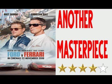 FORD v FERRARI | Movie Review | Moviesy