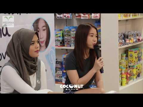 Meet & Great Penulis Fated Dan Osis Girl & Troublemaker | Melvana Media