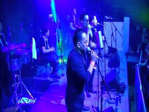 Grupo Macao en el Xalos nightclub de Anaheim la Pa