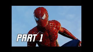 SPIDER-MAN The Silver Lining Walkthrough Gameplay Part 1 (City that Never Sleeps DLC)