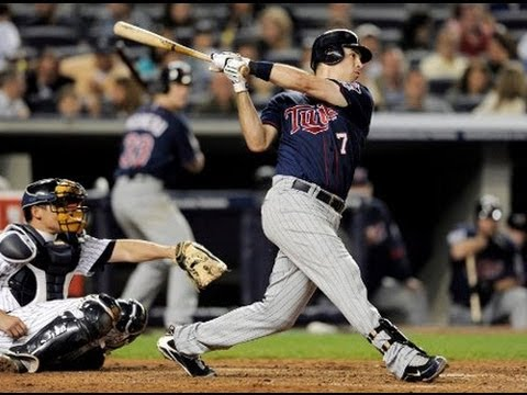 Joe Mauer 2012 Highlights