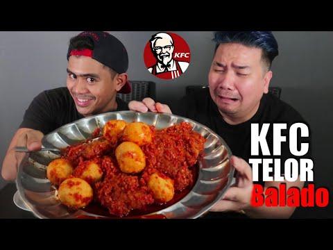 SADISSS!!! NEX CARLOS COBAIN KFC BALADO ALA TANBOY KUN (level Low)