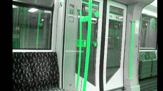 PauL Kalkbrenner - Train ( DaSDeL U-Bahn Dub Mix )