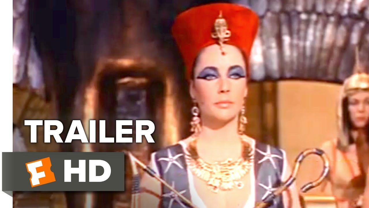 Cleopatra 1963 Trailer 1 Movieclips Classic Trailers Youtube