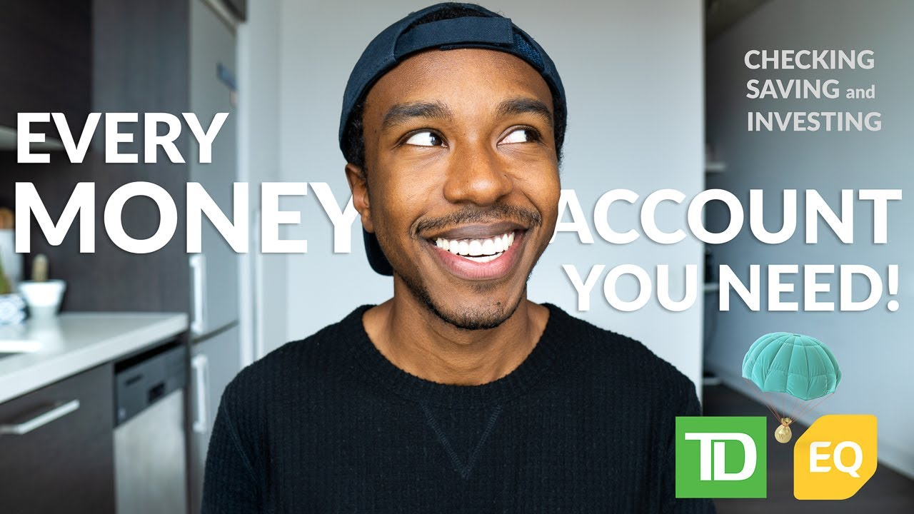 Every Money Account Explained - What Bank Account Set Up Do You Need? Checking, Saving & Investment!
