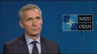 Генеральный секретарь НАТО Йенс Столтенберг: «Я верю в диалог с Россией»