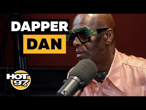 Dapper Dan On Gucci Controversy, Kanye West, Supreme, Appropriating Culture + Mike Tyson Fight