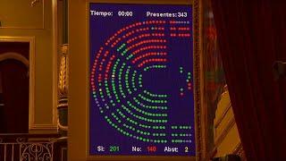 El Congreso aprueba tramitar la ley de eutanasia del PSOE