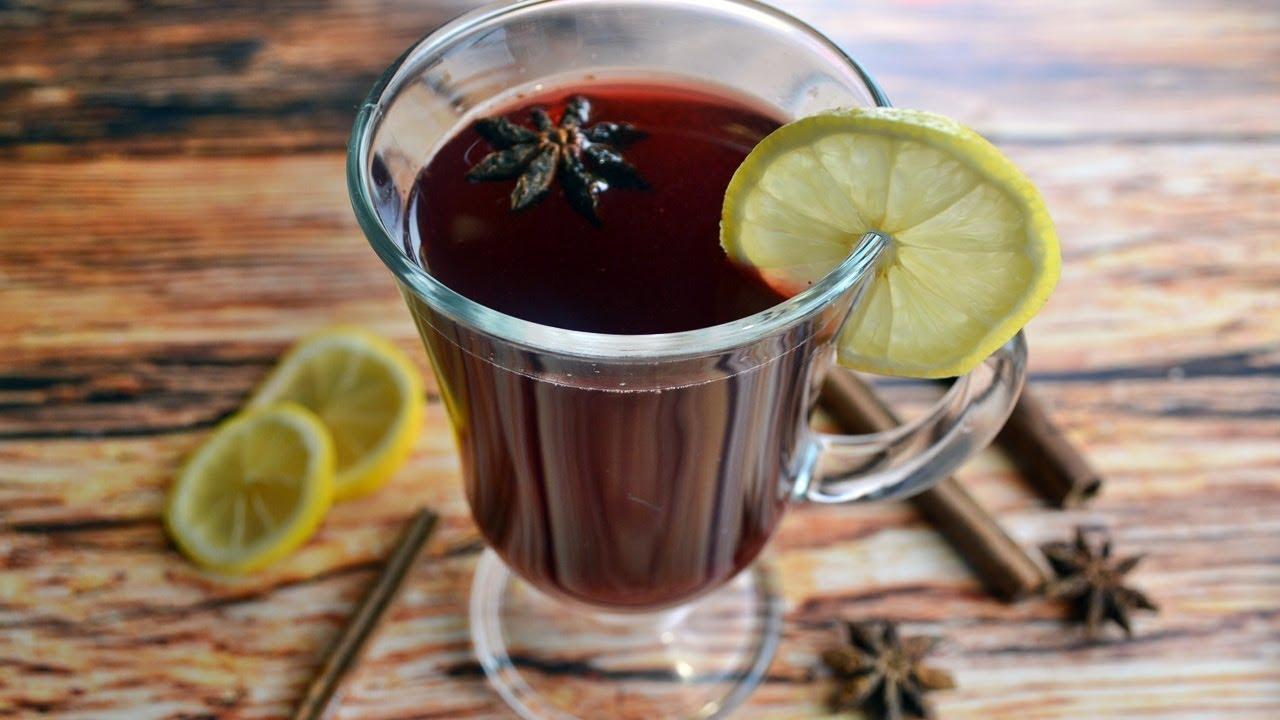 Глинтвейн - вкусный домашний рецепт