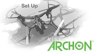 Load Video 3:  RISE Archon : Instant RC