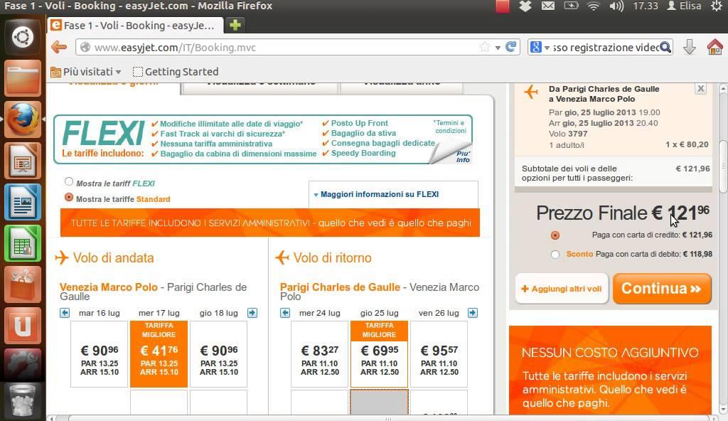 Come prenotare un volo con easyjet.it • Guide-Online.it