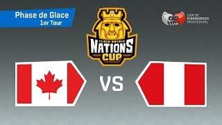 CANADA - PEROU Coupe du Monde Phase de Poule Cr Nations Cup Feat Ashtax