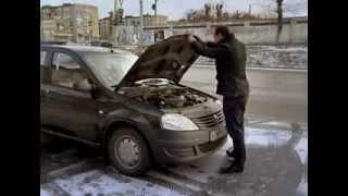 Как безопасно утеплить двигатель зимой