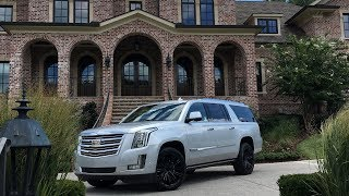 2 of the COOLEST features on the 2017 Cadillac Escalade ESV Platinum