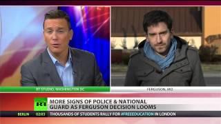 National Guard, DHS Increase Presence Near Ferguson