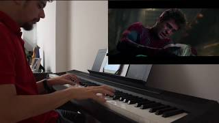 Ground Rules  - The Amazing Spider Man 2  - Piano