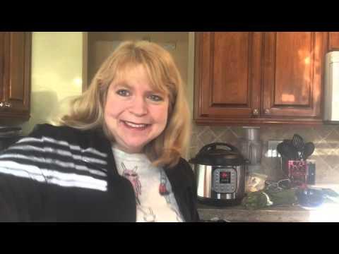 Vegan Instant Pot Recipe- Hoppin John for a Happy New Year!