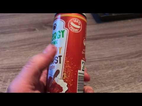 [Probierchallenge] Currywurst Energy Ist Das Neue Highlight