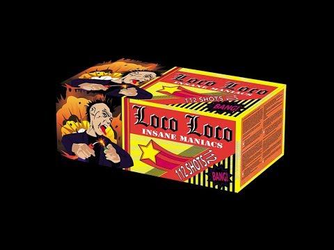 Loco Loco - Insane Maniacs Collection - Eurostar Fireworks