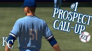KANSAS CITY ROYALS CALL UP TOP PROSPECT (BRADY SINGER) - Royals Rebuild EP.23 - MLB THE SHOW 19