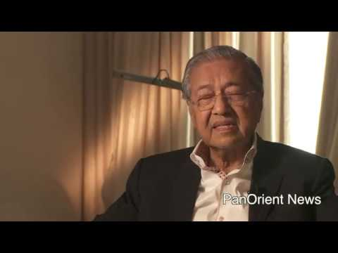 Mahathir bin Mohamed on Trump and Clinton