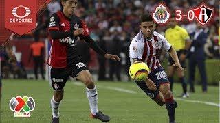 ¡Sublime! | Resumen Chivas 3 - 0 Atlas | Clausura 2019 - J7 | Televisa Deportes