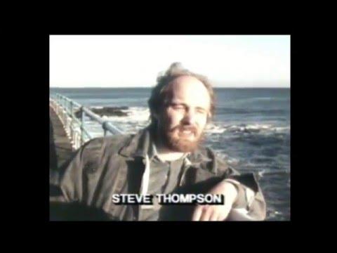 Steve Thompson television interview 1985