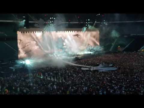 U2..Exit..Twickenham Stadium 08.07.2017