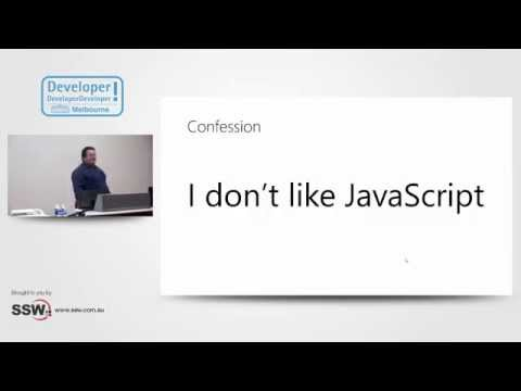 Adventures of a C# Developer in a JavaScript World with Igor Gorelik | DDD Melbourne 2014