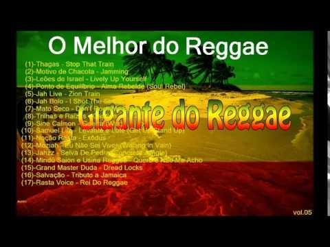 O Melhor do Reggae vol 05