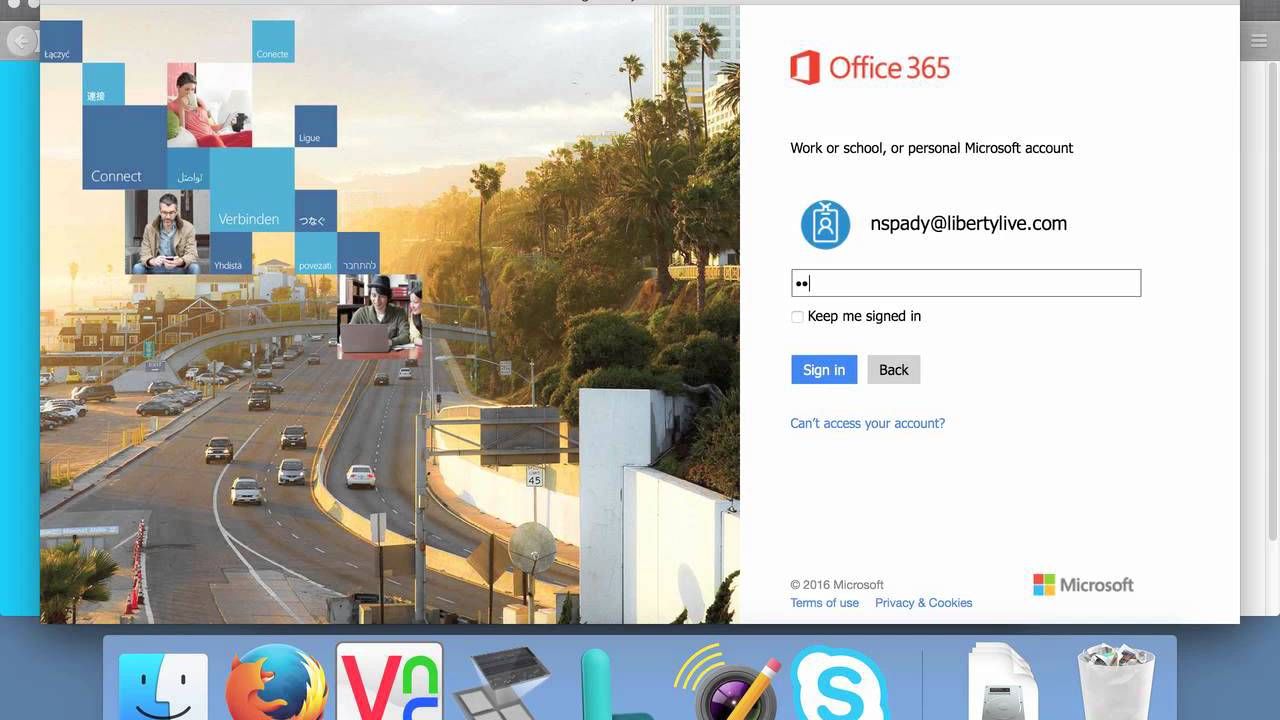 Skype for Business Web Meetings App