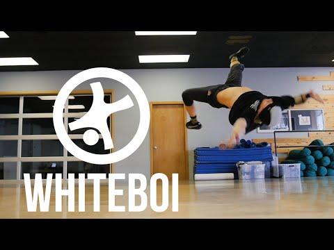Bboy Whiteboi (Blowup KingZ) @ The Block in Boulder, Colorado | STRIFE